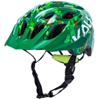 Kali Protectives Chakra Youth Helmet - Pixel Green Youth One Size