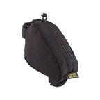 Green Guru Clincher Mini Frame Bag, Black
