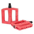 """Rant Trill Platform Pedals, 9/16"""", Red"""