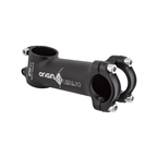 Origin8 Pro Fit Alloy Ergo Stem, 100x25.4, 17d, Black