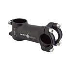 Origin8 Pro Fit Alloy Ergo Stem, 80x25.4, 8d, Black