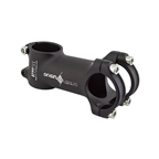 Origin8 Pro Fit Alloy Ergo Stem, 80x31.8, 8d, Black