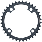 FSA (Full Speed Ahead) Gossamer ABS Chainring - 36t, 110 FSA ABS BCD, 4-Bolt, Aluminum, N10/N11, Black