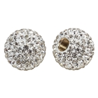Cruiser Candy Bling Valve Caps, Crystal