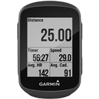 Garmin Edge 130 Bike Computer - GPS, Wireless, Black