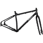 Surly Ogre Disc Only Blacktacular Frameset