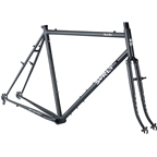 Surly Pack Rat 650b Frameset 56cm Gray Haze
