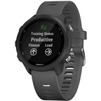 Garmin Forerunner 245 GPS Running Watch: Black/Slate
