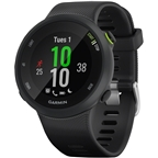 Garmin Forerunner 45 GPS Watch: Black, Large