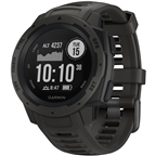 Garmin Instinct GPS Watch: Graphite