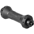 DT Swiss 180 Front Hub - QR x 100mm, 20h, Black