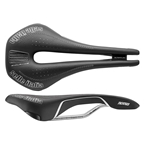 Selle Italia Novus SuperFlow Endurance TM L Saddle, 282x149, Black