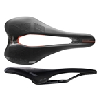 Selle Italia Carbonio Boost SuperFlow L Saddle, 248x145, Black/Orange