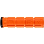 Oury Single-Sided V2 Lock-On Grips - Blaze Orange