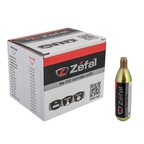 Zefal Threaded Co2 Cartridges. 16g, Box of 20