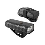 Lezyne Power Drive 1100I Loaded Front Headlight, Black