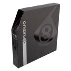 Origin8 Compressionless Gear Cable Housing, 4mm x 30m, Black