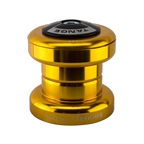"Tange Terious DX4 Threadless Headset, 1-1/8"", Gold"