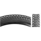 Sunlite MTB Raised Center Wire Bead Tires, 24 x 2.125, Black