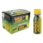 Pickle Juice Company Extra Strength Pickle Juice Shots, 2.5oz, Box of 12