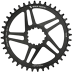 Wolf Tooth Direct Mount Chainring - 42t, SRAM Direct Mount, For SRAM 3-Bolt, 6mm Offset, 10/11/12-Spd Eagle and Flattop Compatible, Black
