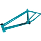 "Sunday Nightshift BMX Frame - 20.5"" TT, Billiards Green"