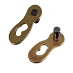 """ConneX By Wippermann ConneX 11sp Chain Connector, 11/128"""", Gold"""