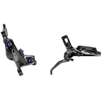 SRAM G2 Ultimate Disc Brake and Lever - Front, Hydraulic, Post Mount, Gloss Black with Rainbow Hardware, A1