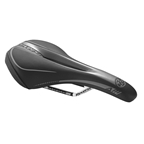 Reverse AM Ergo CrMo Saddle, Black/Gray, 270mm x 143mm