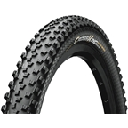 Continental Cross King Tire - 26 x 2.2, Clincher, Folding, Black, ShieldWall