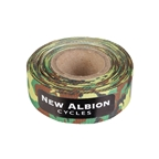 New Albion Cycles Woven Bar Tape, Camo - Each