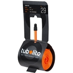 "Tubolito Tubo MTB 29"" x 1.8-2.4"" Tube, 42mm Presta Valve, Disc Brake Only"