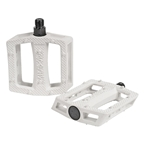 """The Shadow Conspiracy Ravager Plastic Pedals, 9/16"""", White"""
