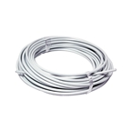 Sunlite Economy Cable Housing, 5mm x 50ft, White