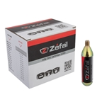 Zefal Threaded 25g Co2 Cartridges, Box of 20