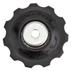 Sunrace SP853 11 Tooth Rear Derailleur Pulley, Replacement Tension/Bottom pulley