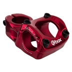 Box One Top Load Stem, 53mm x 31.8mm x 28.6mm, Red