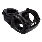 Box One Top Load Stem, 53mm x 31.8mm x 28.6mm, Black