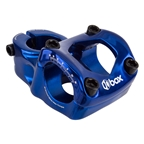 Box One Top Load Stem, 48mm x 31.8mm x 28.6mm, Blue