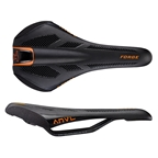Anvl Forge CrMo Saddle, Orange, 278mm x 138mm