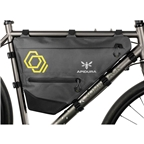 Apidura Expedition Small Full Frame Pack 7.5L, Gray/Black