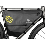 Apidura Expedition Large Full Frame Pack 14L, Gray/Black