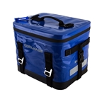 BiKase CoolKASE Rack Bag, Blue, 12 x 9.5 x 10""