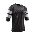 Leatt DBX 3.0 3/4 Sleeve Jersey, Black