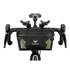 Apidura Racing Handlebar Pack, Regular (5L) - Black