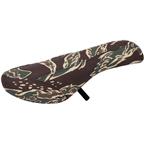 We The People Team BMX Seat - Pivotal, Tiger Camouflage, Fat
