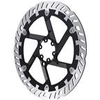 Magura MDR-P Disc Brake Rotor - 220mm, 6-Bolt, For eBike, Silver/Black