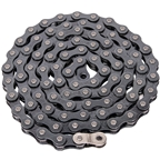"We The People Supply Chain - Single Speed 1/2"" x 1/8"", 90 Links, Black"
