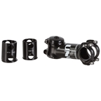 Kalloy Uno AS-7AD Adjustable Stem, 31.8 x 90mm, Black