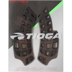 Tioga Spyder Twin Outland Anti-Slip Pads, Black Smoke
